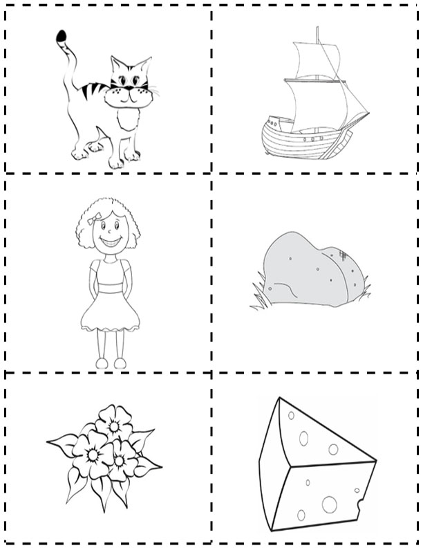 Non-Rhyme Pictures