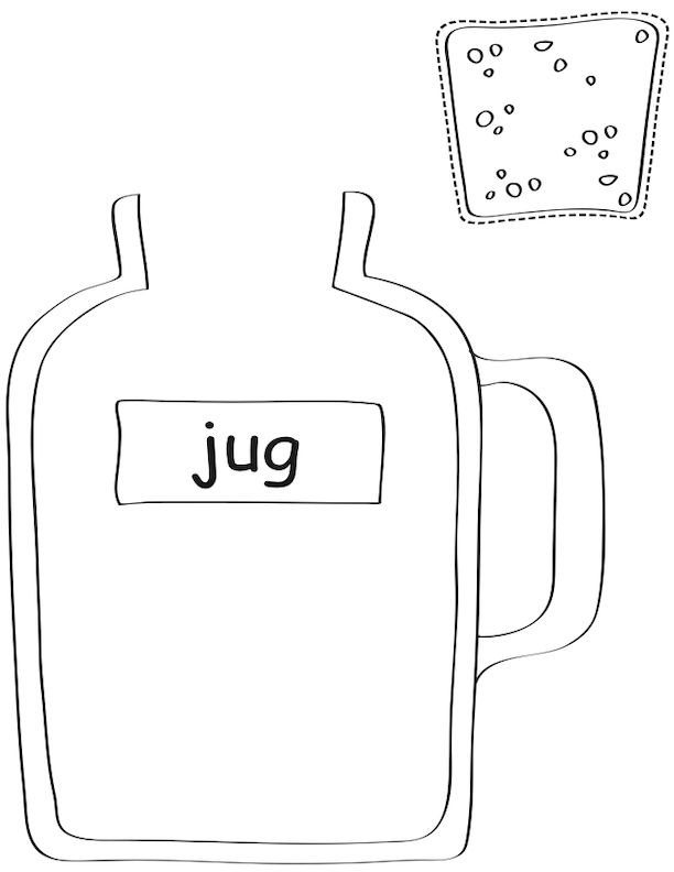Picture of Jug with Plug