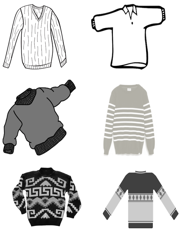 Sweater Graphics