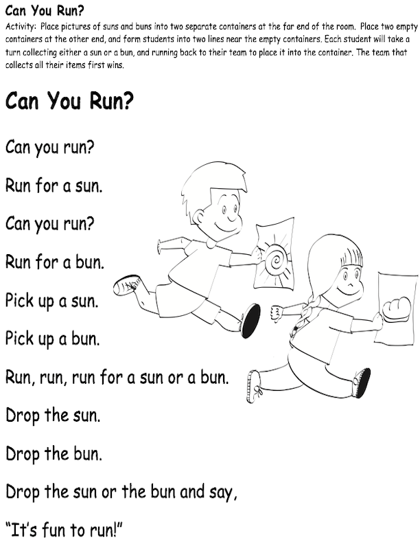 Can You Run Text