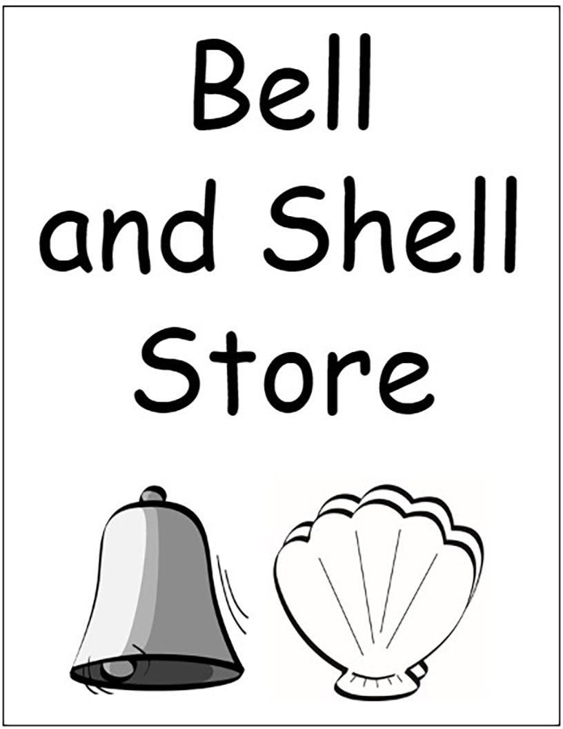Store sign