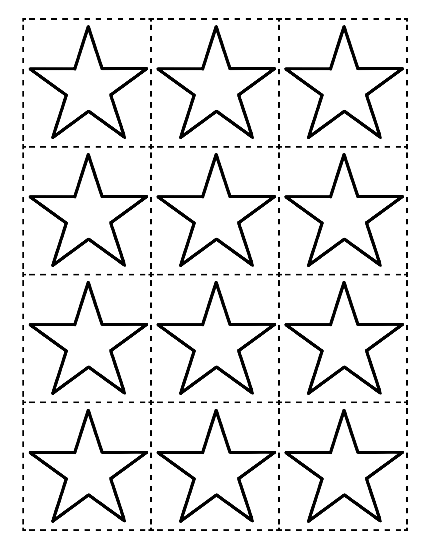Picture of stars