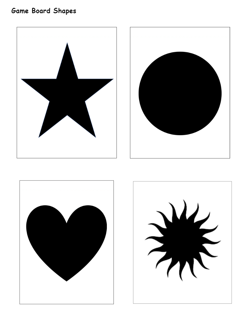 Game board shapes