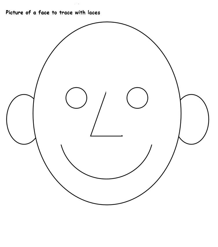 Picture of a face