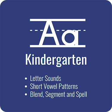 Kindergarten literacy lessons