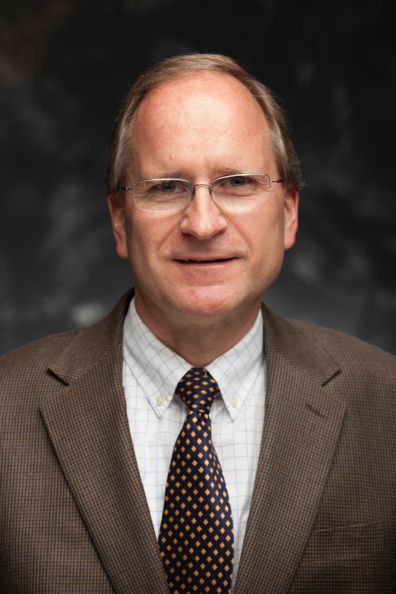 Picture of new department chair Christopher Dromey, courtesy of BYU Photo
