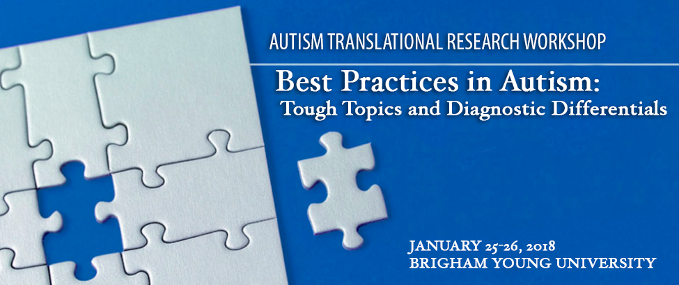 2018 Autism Translational Research Workshop