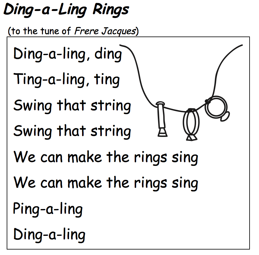 Ding-a-Ling-Rings-song