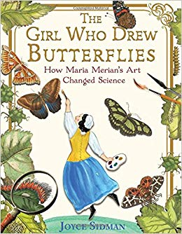 Girl Who Drew Butterflies