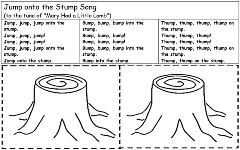 stump and song