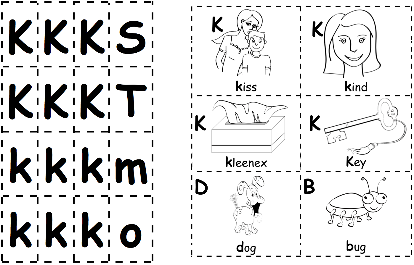 Kindergarten-Kit-Pictures-and-Letter-Cards