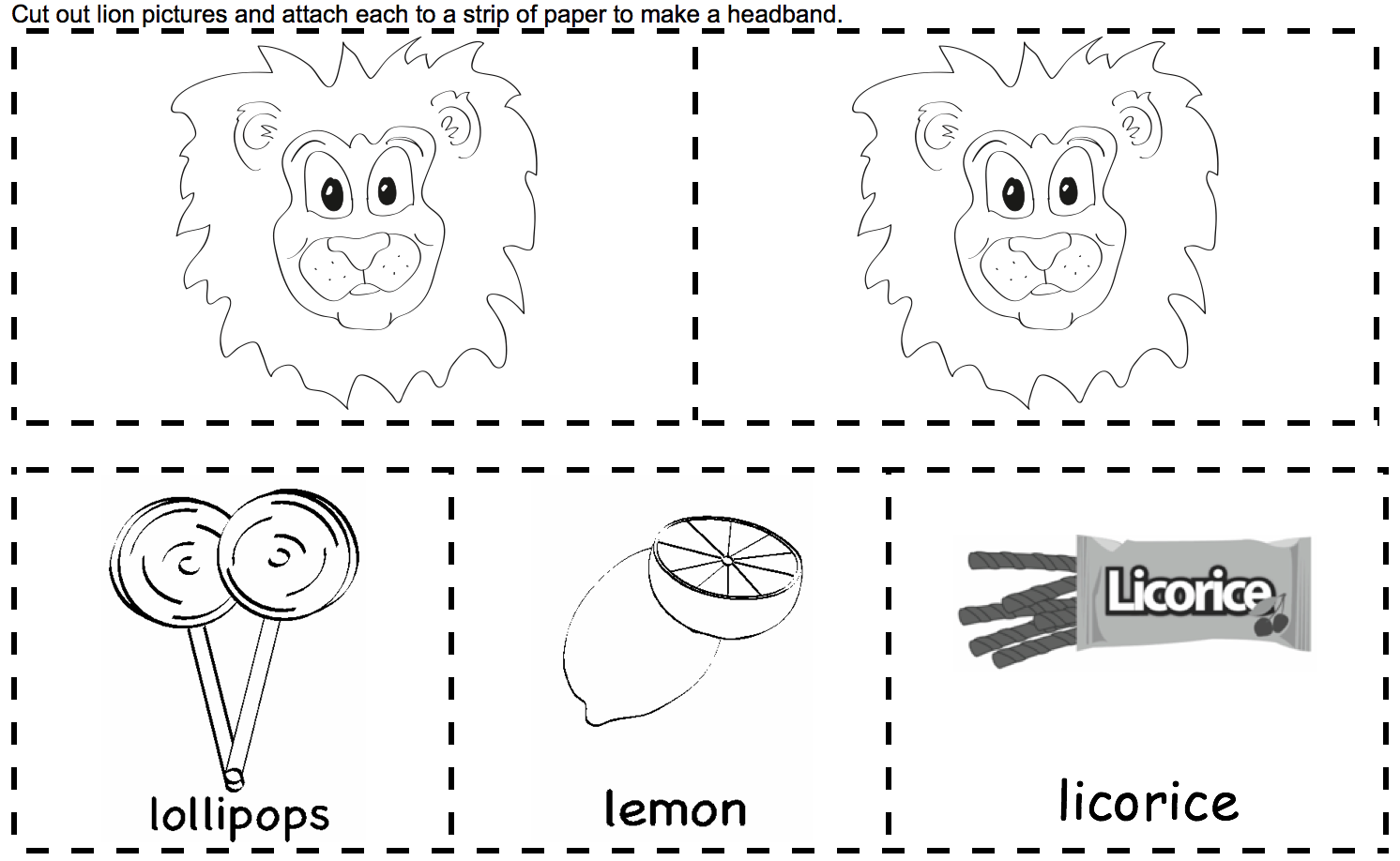 Lion-Pictures-and-Picture-Cards