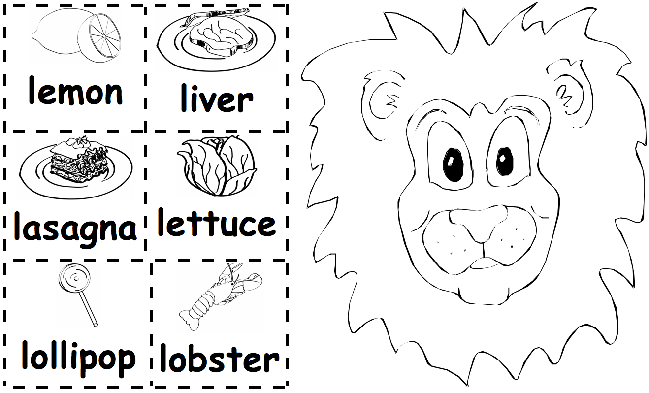 Picture-Cards-and-Lion-Graphic
