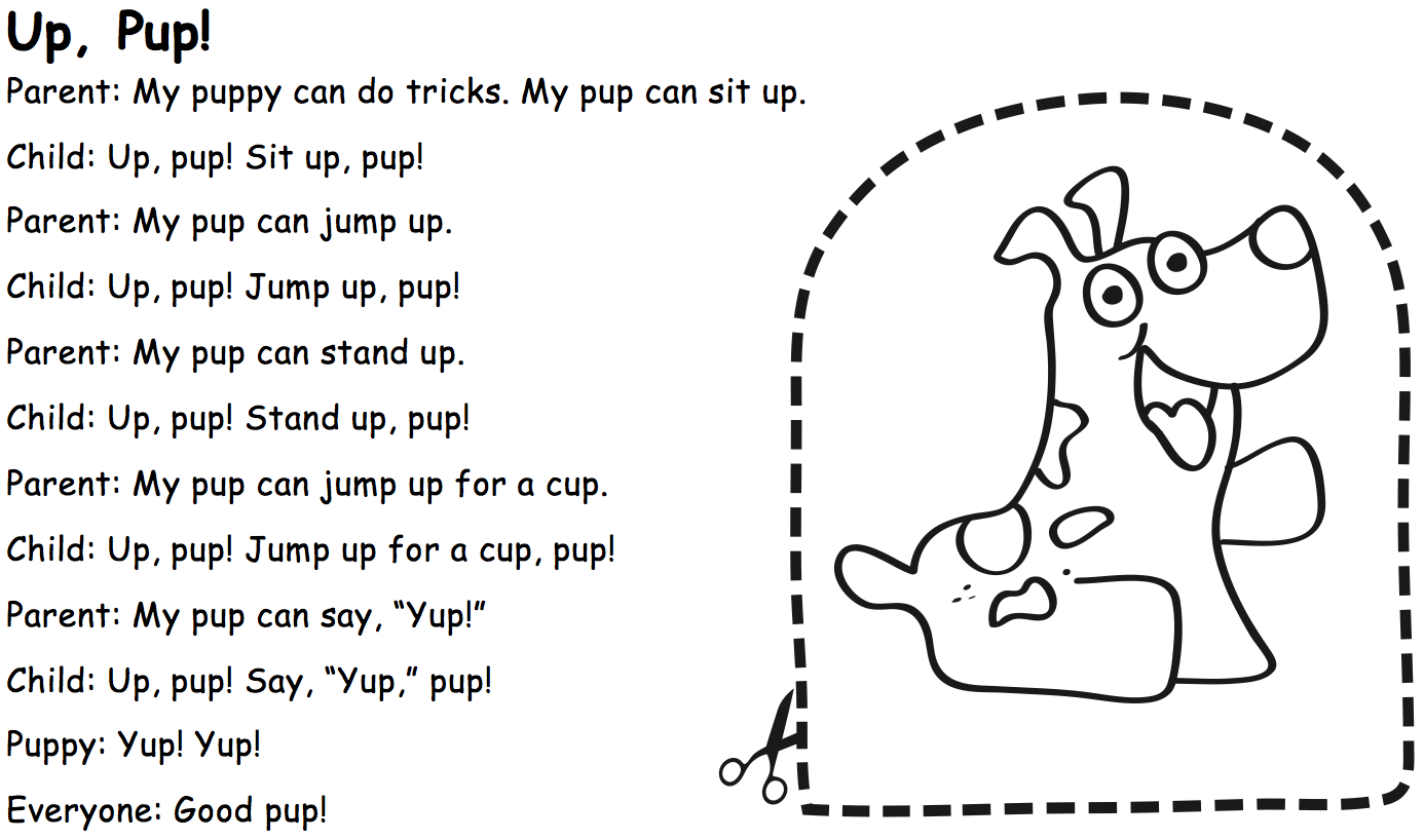 Pup-stick-puppet-and-target-text