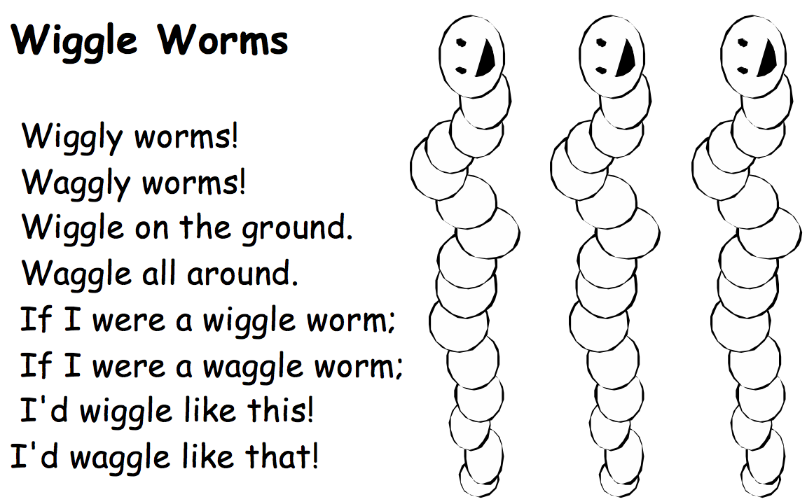 Worm-pictures