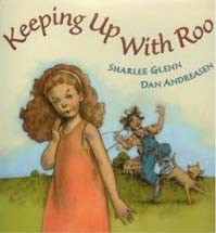 Keeping up with Roo book cover