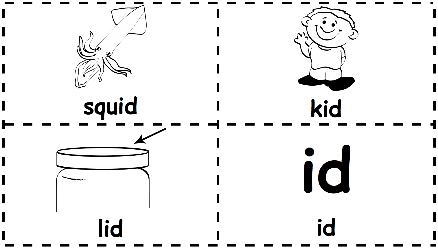 id-picture-word-cards