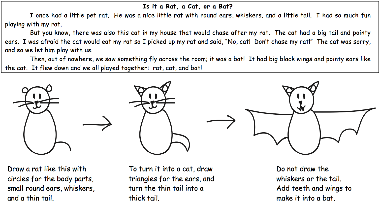rat-cat-bat-story-and-drawing-instructions